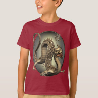 Dragon chinois t-shirt