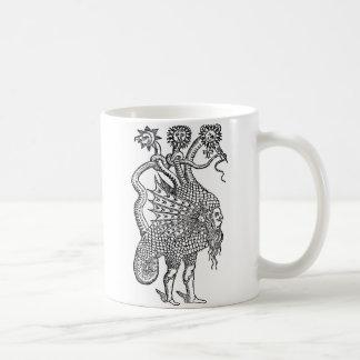 Dragon d'alchimie mug