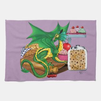 Dragon de cuisine linge de cuisine
