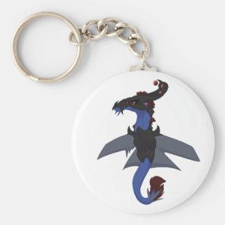 Dragon de monstre porte-clés