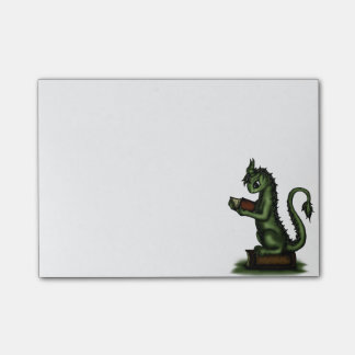 Dragon de rat de bibliothèque