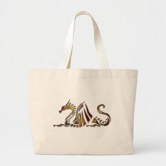 Dragon de rouille grand sac