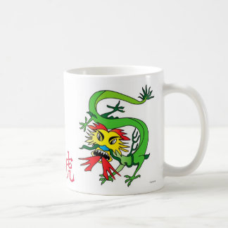 dragon de tasse