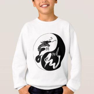 Dragon de Ying Yang Sweatshirt