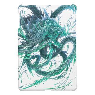 Dragon d'eau étuis iPad mini