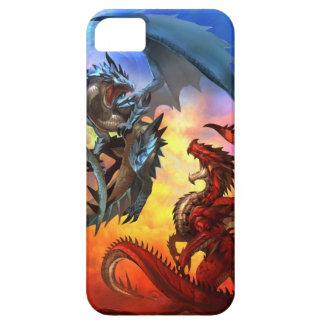 dragon deux iPhone 5 case