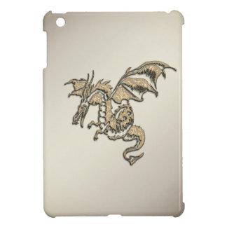Dragon d'or coque iPad mini