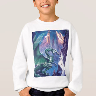 Dragon du sweatshirt du nord
