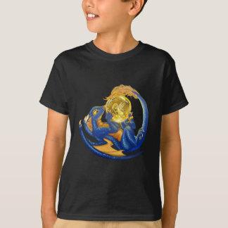 Dragon et fée t-shirt