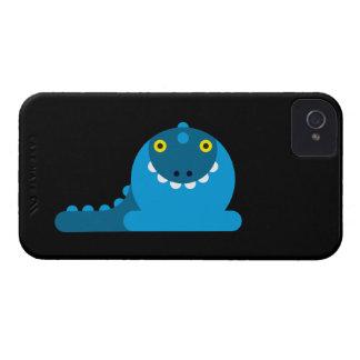 Dragon fou bleu coque Case-Mate iPhone 4