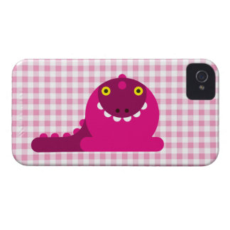 Dragon fou rose coques iPhone 4