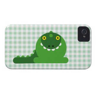 Dragon fou vert coque iPhone 4 Case-Mate