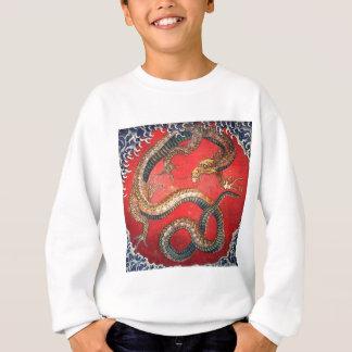 Dragon japonais sweatshirt