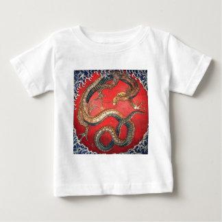 Dragon japonais t-shirt pour bébé