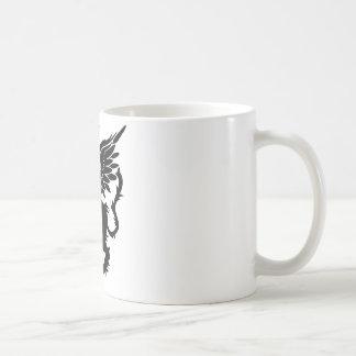 Dragon Mythologique Mug Blanc