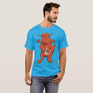 Dragon orange t-shirt