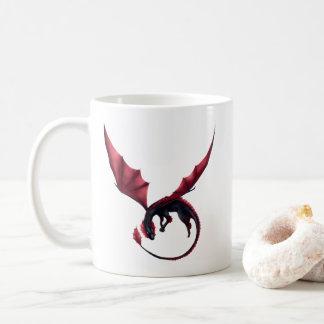Dragon Ouroboros d'Alavon tasse de 11 onces