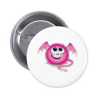 Dragon rosâtre badge