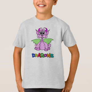 Dragon rose t-shirt