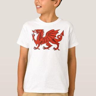 Dragon rouge t-shirt