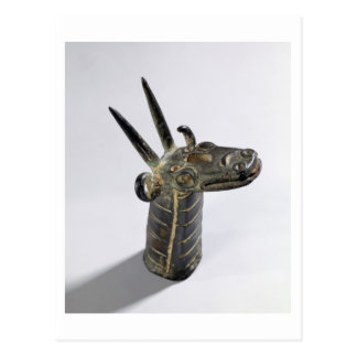 Dragon, symbole du dieu Marduk, défunt pe assyrien Cartes Postales
