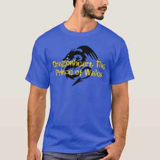 Dragonheart, T-shirt de fonctionnaire de bleu