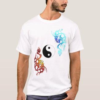 Dragons de l'équilibre t-shirt