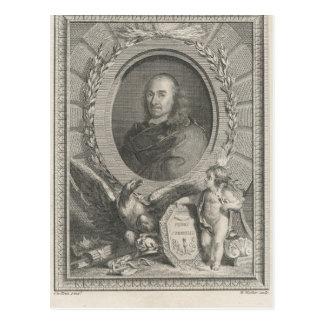 Dramaturge de Français de Pierre Corneille Carte Postale