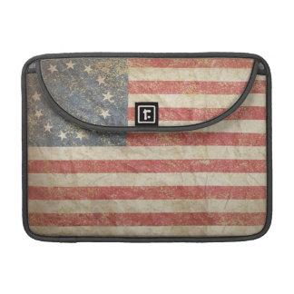 Drapeau 1776 des USA Housse MacBook Pro