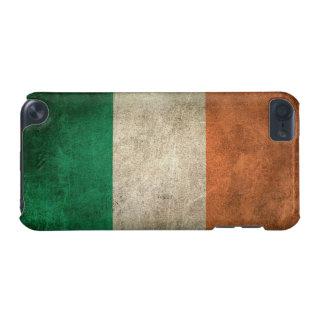 Drapeau affligé par cru de l'Irlande Coque iPod Touch 5G