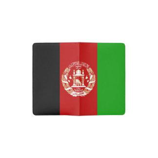 Drapeau afghan patriotique carnet moleskine de poche