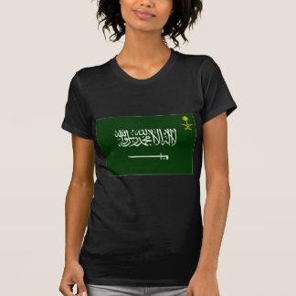 Drapeau alt de l'Arabie Saoudite T-shirt