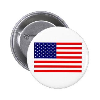 Drapeau américain badges