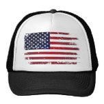 Drapeau américain casquettes