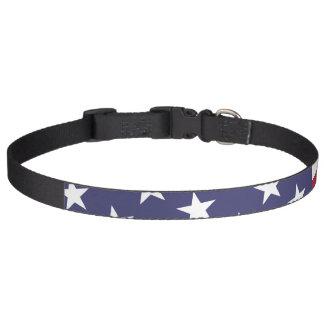 Drapeau américain - célébrez les Etats-Unis - 4 Colliers Pour Animaux Domestiques