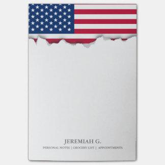 Drapeau américain classique