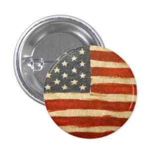 Drapeau américain de vieille gloire pin's