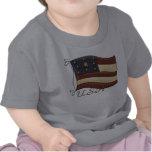 Drapeau américain des Etats-Unis T-shirts