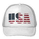 drapeau américain - Etats-Unis Casquettes