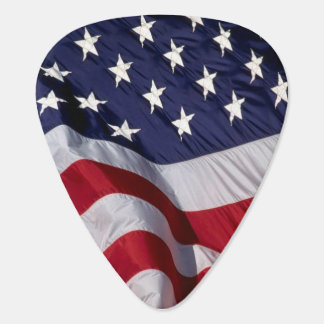 Drapeau américain onglet de guitare