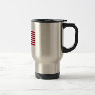 Drapeau américain tasse à café