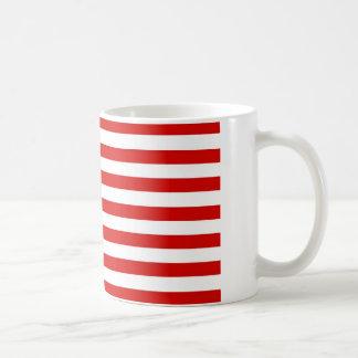 Drapeau américain mug à café