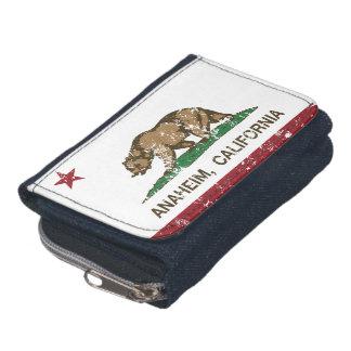 drapeau anaheim de la Californie
