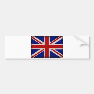 autocollants pour voiture drapeau anglais. Black Bedroom Furniture Sets. Home Design Ideas