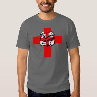 Drapeau anglais t-shirts