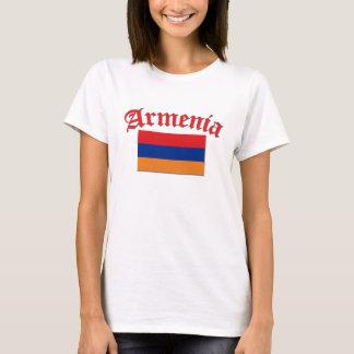 Drapeau arménien 2 t-shirt