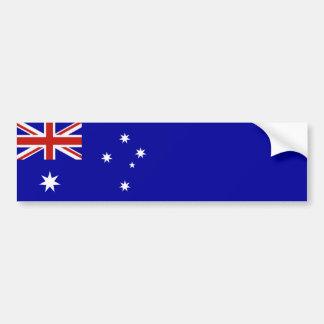 Drapeau australien autocollant pour voiture