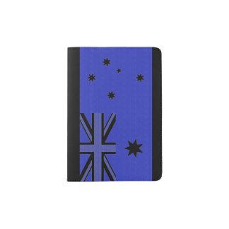 Drapeau australien protège-passeport