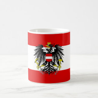 Drapeau autrichien mug