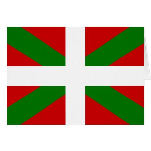 Drapeau Basque Cartes